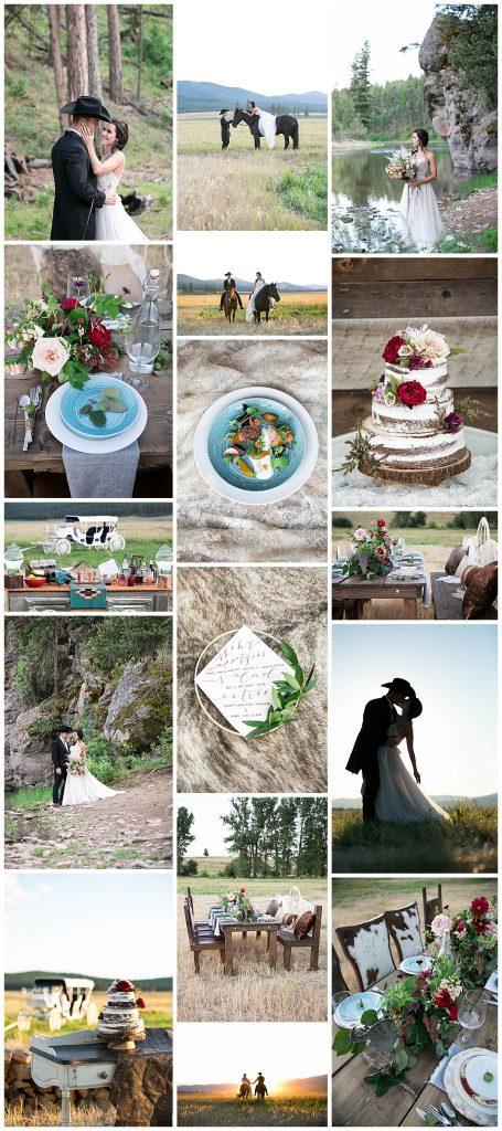 The Resort At Paws Up, Montana Elopement, Bozeman Montana Wedding Photographer