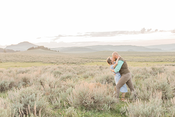 Montana portrait photographer, destination anniversary session, bozeman montana wedding photographer