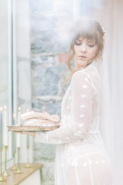 Ballerina Bridal Portraits, Eniis Ireland, Fine Art Bridal Portraits, Destination Wedding Photographer, Bozeman Montana Photographer