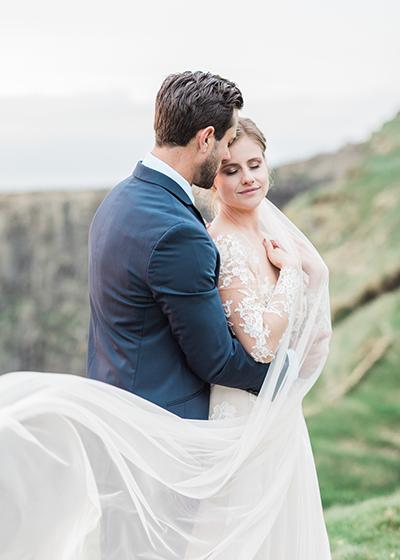 Olivine Fox. Fine Art Weddings. Country Fairtale. Ireland Elopement Photographer. Destination Photographer