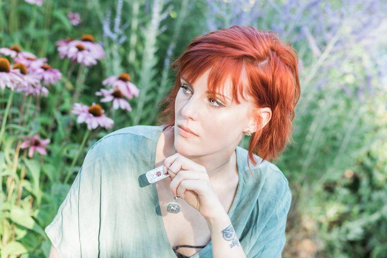 Olivine Fox Bozeman Montana Portrait Photographer - Montana Model Headshots - Modeling Photoshoot - Living With Autonomic Dysfunction