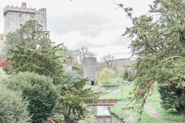Olivine Fox Ireland Elopement Photographer - Fine Art Travel Pictures - Blarney Castle and Gardens - Travelling Ireland - Ireland Vacation