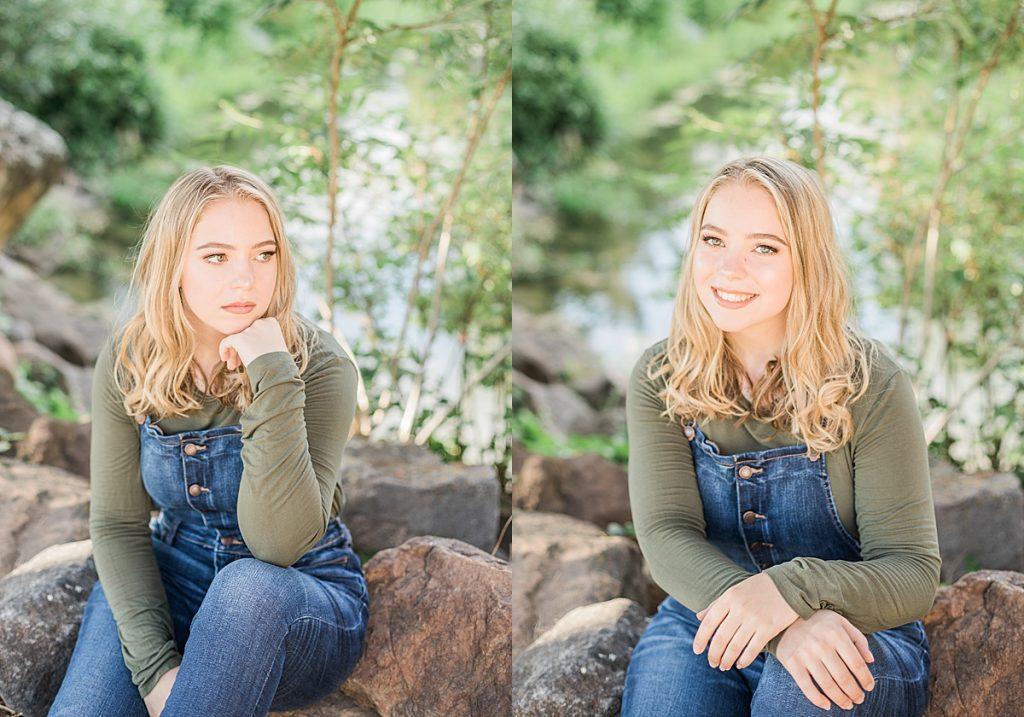 Olivine Fox - Great Falls Montana Senior Portrait Photographer - Fall Senior Portraits - Maryland Photographer - Pennsylvania Photographer - Montana Photographer - Boulder Ridge