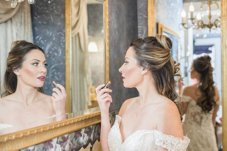 Olivine Fox - Belle - Beauty and the beast - disney wedding inspiration
