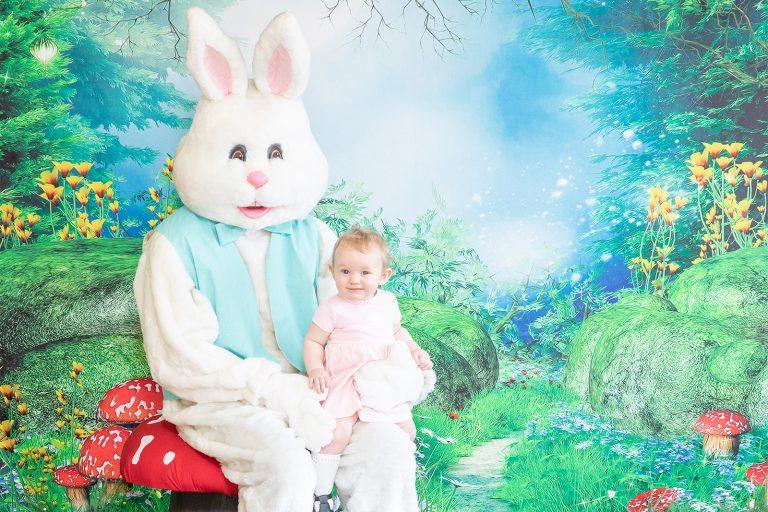 Olivine Fox - Family Portrait Photographer - Easter Bunny Photos - Spring Photos - Great Falls Montana Portrait Photographer - Frederick Maryland Portrait Photographer - Gettysburg Pennsylvania Portrait Photographer