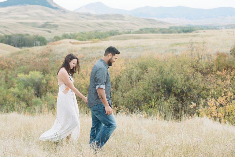 Olivine Fox - Couple's Portrait Photographer - Montana Portrait Photographer - Maryland Portrait Photographer - Couple's Portrait Session