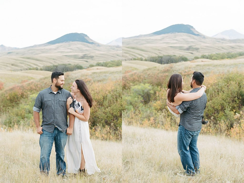 Olivine Fox - Couples Portrait Photographer - Montana Portrait Photographer - Maryland Portrait Photographer - Couple's Photoshoot - Portrait Session