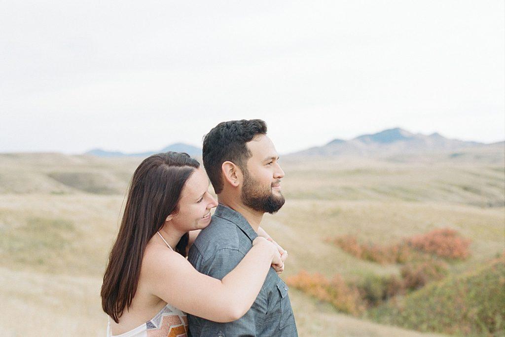 Olivine Fox - Couples Portrait Photographer - Montana Portrait Photographer - Maryland Portrait Photographer - Couple's Portrait Session - Country Photoshoot