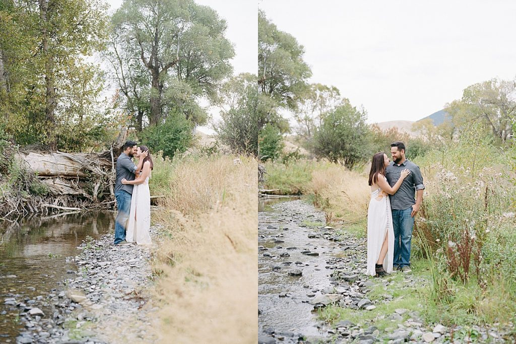 Olivine Fox - Couples Portrait Photographer - Montana Portrait Photographer - Maryland Portrait Photographer - Portrait Session - Montana