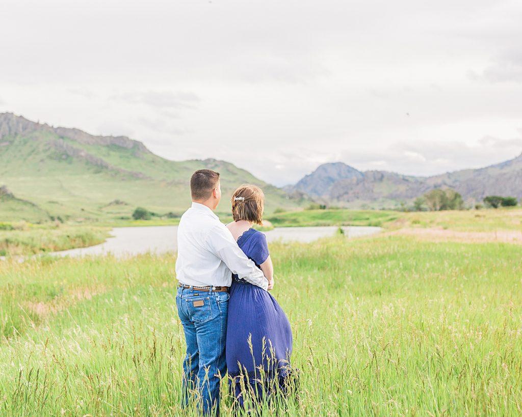 Olivine Fox - Cascade Montana Portrait Photography - Montana Wedding Photographer - Great Falls - Helena.