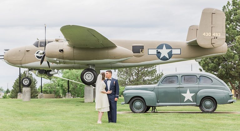 Olivine Fox - Malmstrom Air Force Base Chapel Wedding - Great Falls Montana Wedding Photographer