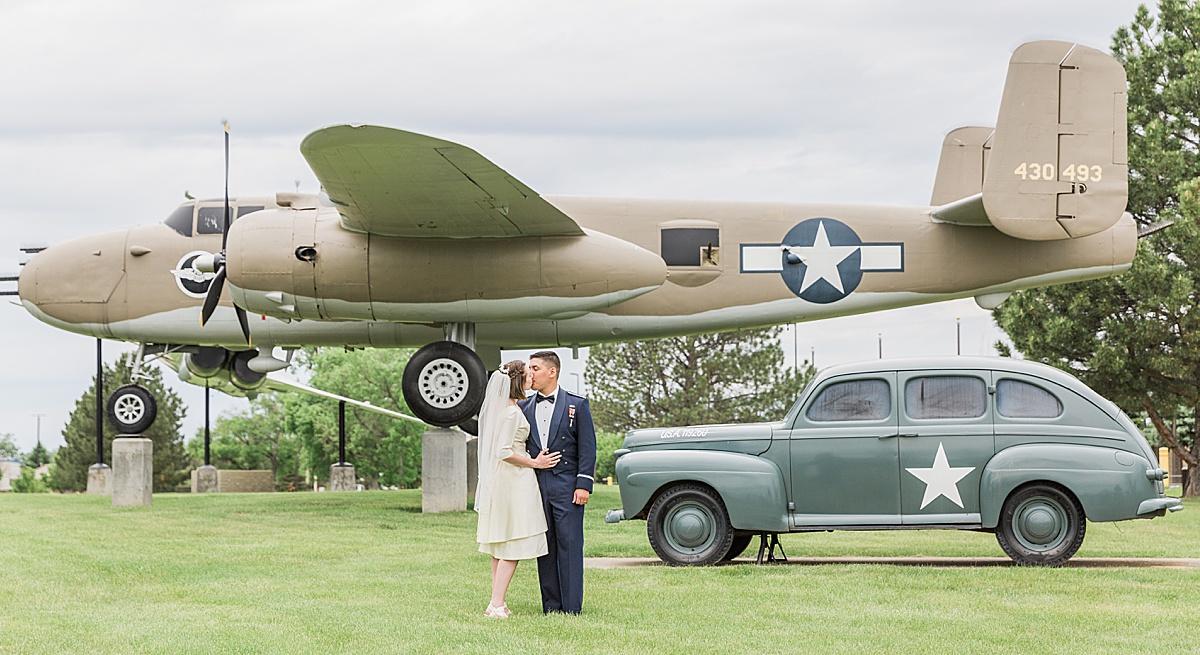Olivine Fox - Malmstrom Air Force Base Chapel Wedding - Great Falls Montana Wedding Photographer