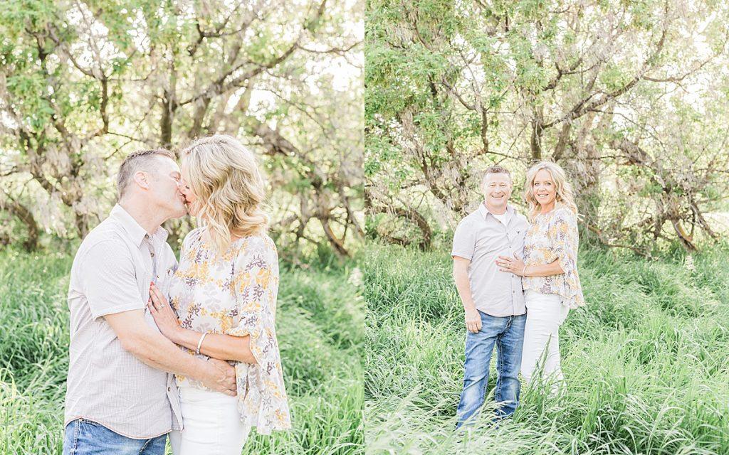 Olivine Fox - Montana Portrait Photographer - Family Portrait Photographer - Great Falls Montana Photographer - Outdoor Family Photos - Country Family Photos - Summer Family Photos - Family Photos Outfit Inspiration - Couples Photoshoot