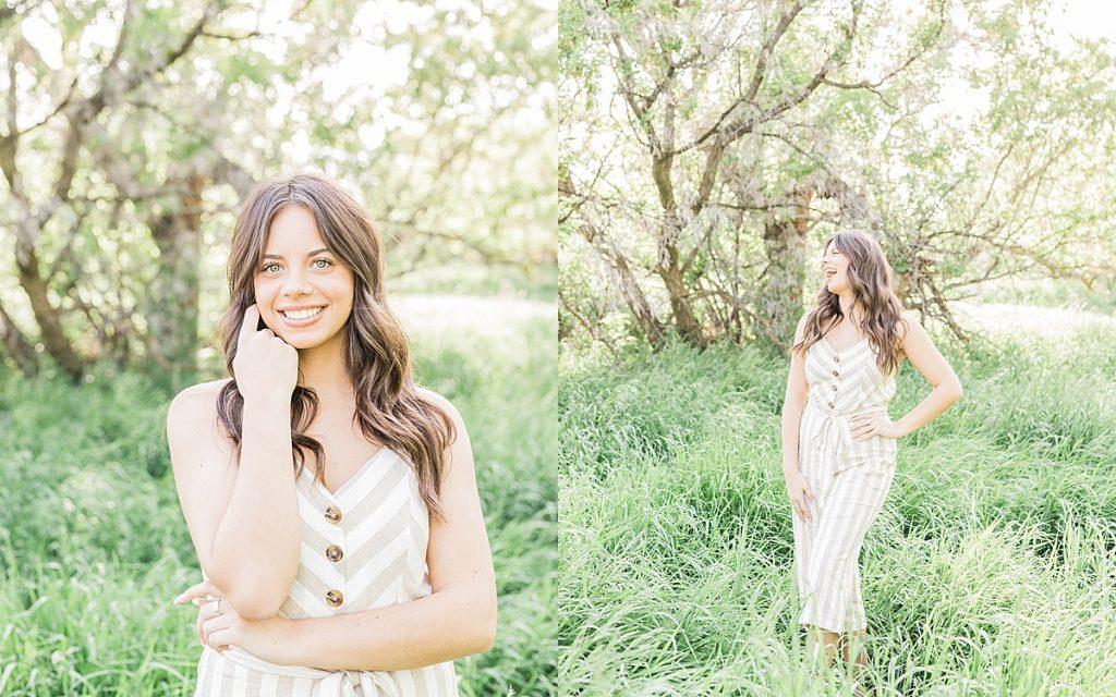 Olivine Fox - Montana Portrait Photographer - Family Portrait Photographer - Great Falls Montana Photographer - Outdoor Family Photos - Country Family Photos - Summer Family Photos - Family Photos Outfit Inspiration - College Senior Photos