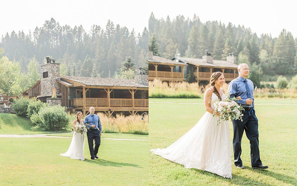 Olivine Fox - Big Sky Montana Elopement Photographer - Bozeman Montana Wedding Photographer - Rainbow Ranch Lodge