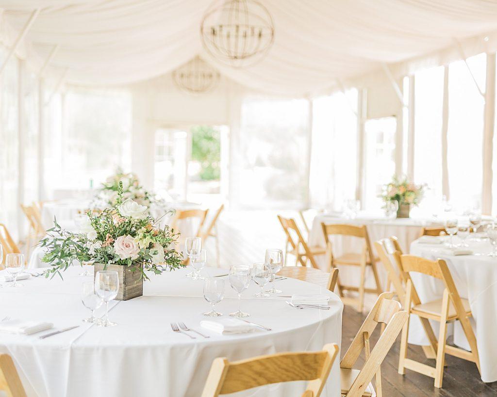 Olivine Fox - Big Sky Montana Elopement Photographer - Bozeman Montana Wedding Photographer - Rainbow Ranch Lodge - Katalin Green Flowers - Summer Wedding Floral Centerpiece Inspiration