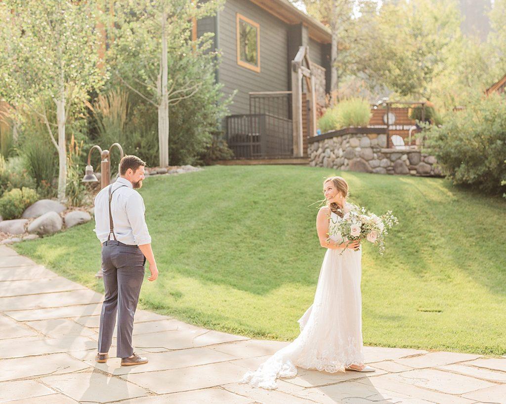 Olivine Fox - Big Sky Montana Elopement Photographer - Bozeman Montana Wedding Photographer - Rainbow Ranch Lodge - Big Sky Summer Wedding Inspiration