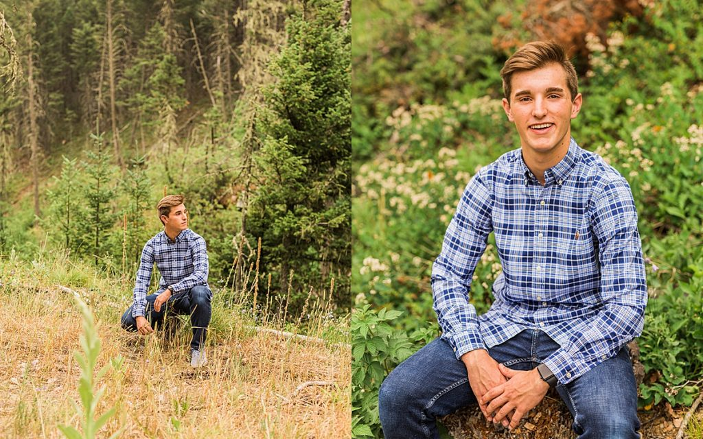 Olivine Fox - Bozeman Montana Senior Portrait Photographer - Montana Senior Pictures - Montana Senior Photos - Maiden Montana - Montana Ghost Town Senior Pictures - Historic Silver and Gold Mining Town