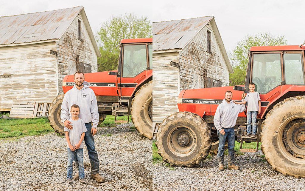 Olivine Fox - Frederick Maryland Photographer - Maryland Farms - Midnight Farm - Farm Lifestyle Photos - Maryland Angus Cattle