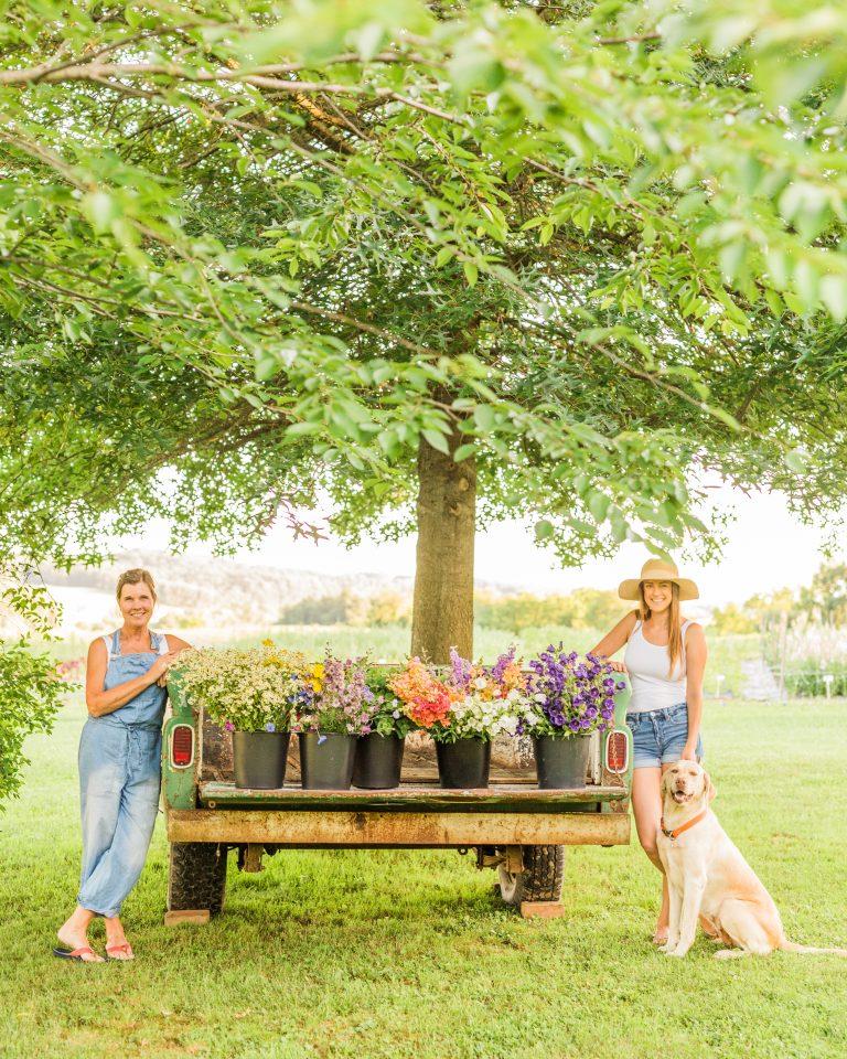 Olivine Fox - Hiddenvale Flowers - Maryland Wedding Florist - Carroll County Maryland Wedding Vendor - Floral Design