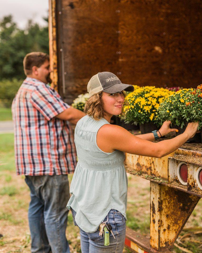 Olivine Fox - Local Homestead Products - Maryland Farm -New Windsor Maryland Market - Carroll County Maryland